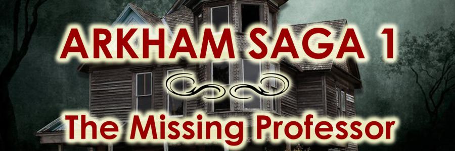 Sneak Peak into Arkham Saga 1 – Coming in March!