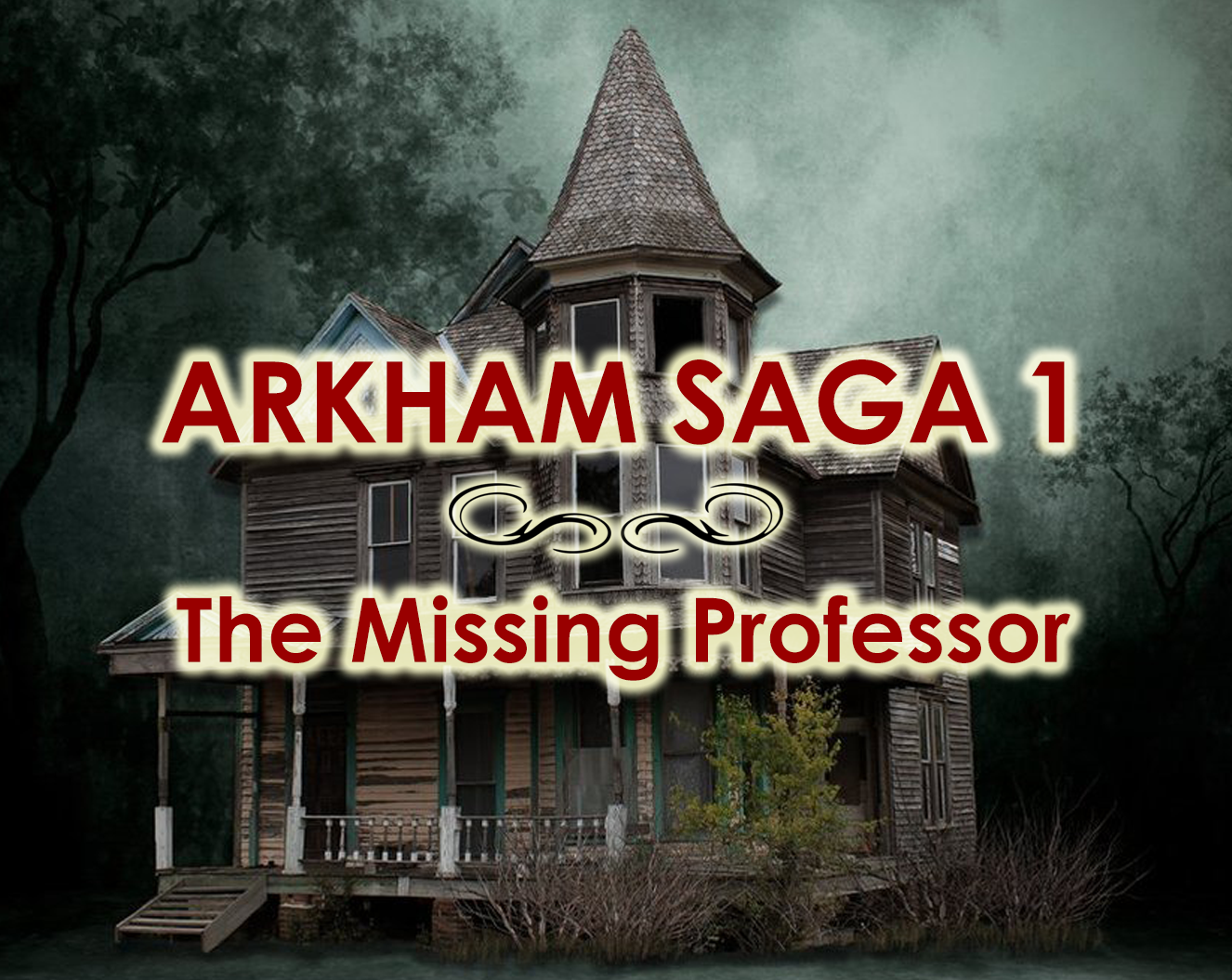 Sneak Peak into Arkham Saga 1 – Coming in March!