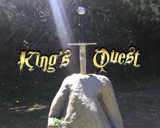 WILDERNESS ESCAPE: King's Quest